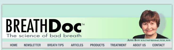 BreathDoc - the science of bad breath